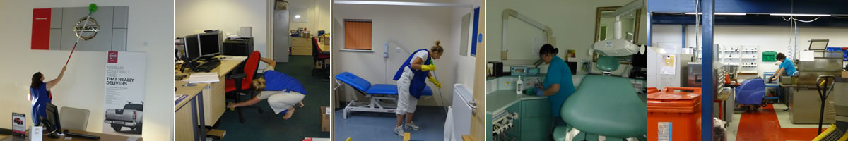 Borehamwood Contract Office Cleaners